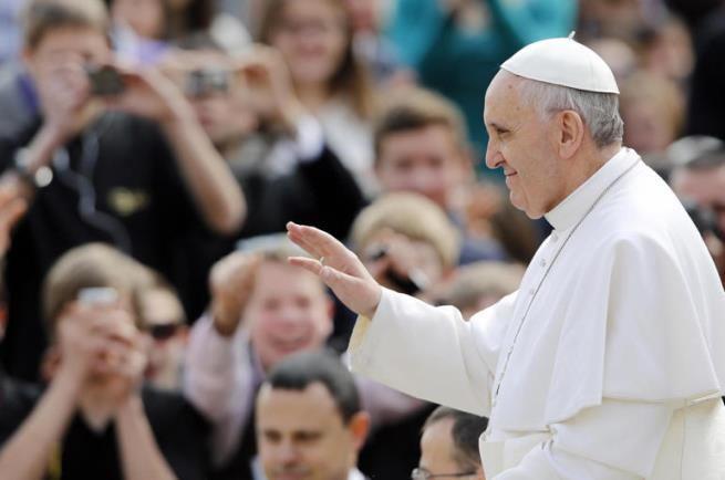 21. lipnja 2017. - Papina kateheza na općoj audijenciji u srijedu