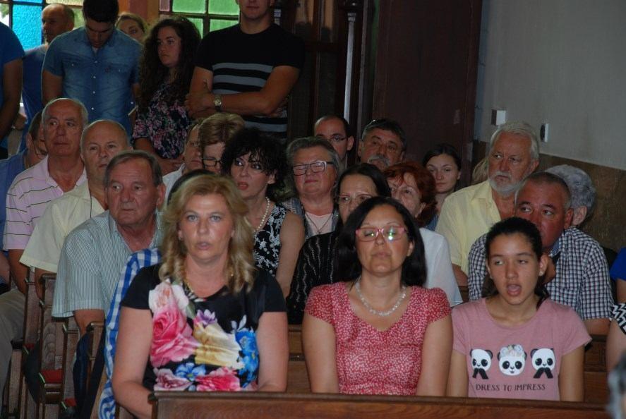 2. srpnja 2017. - 50. godišnjica svećeništva
