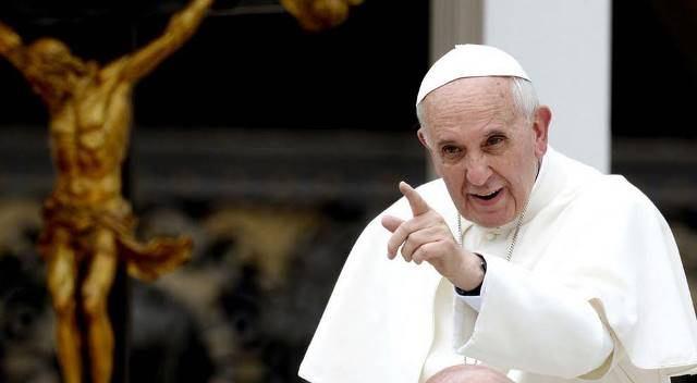 9. kolovoza 2017. - Papin apel - Papina kateheza na općoj audijenciji u srijedu