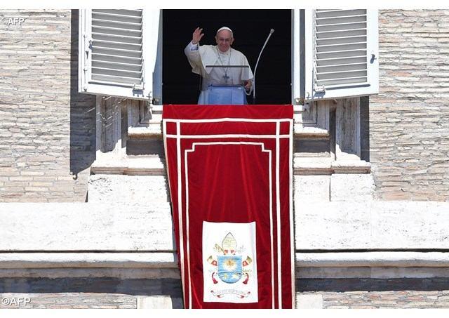 13. kolovoza 2017. - Papin nagovor uz molitvu Anđeo Gospodnji u nedjelju