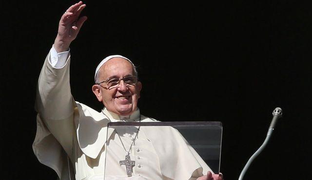 15. kolovoza 2017. - Papin nagovor uz molitvu Anđeo Gospodnji na svetkovinu Uznesenja BDM
