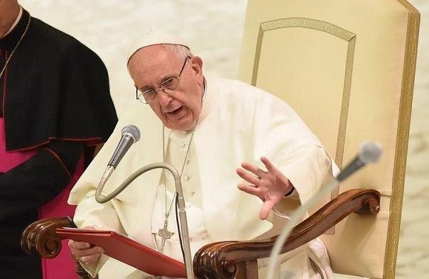 Vatikan - 2. kolovoza 2017. - Papina kateheza na općoj audijenciji u srijedu