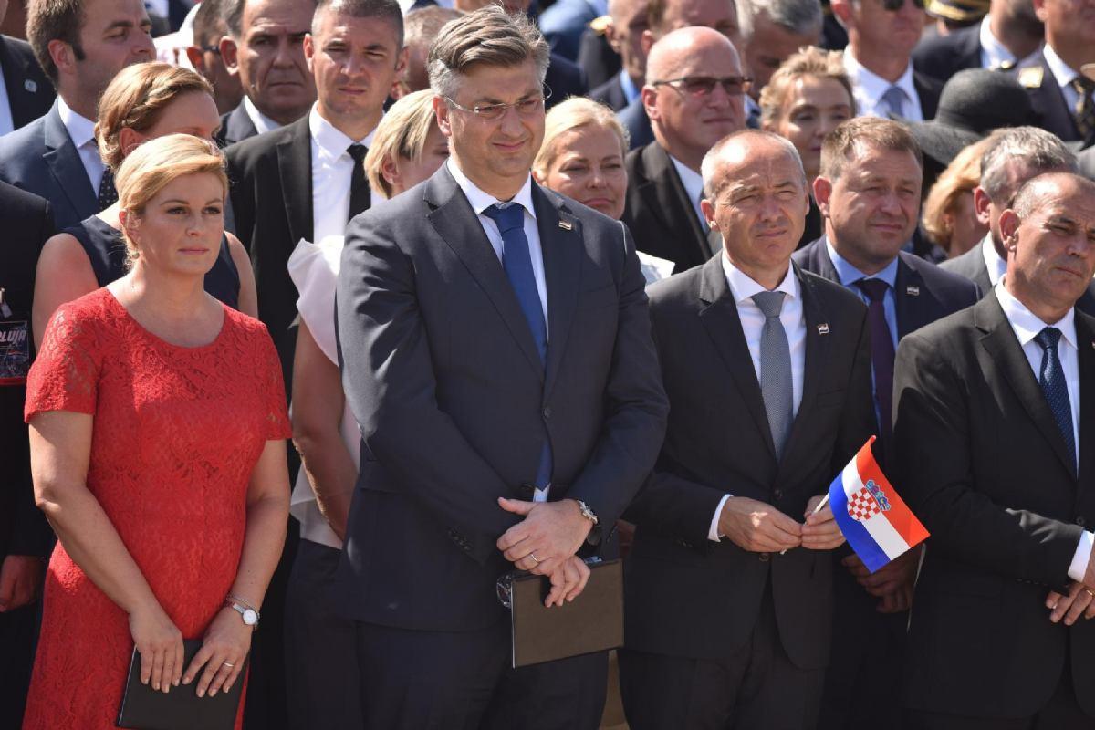 5. kolovoza 2017. - Dan pobjede i domovinske zahvalnosti