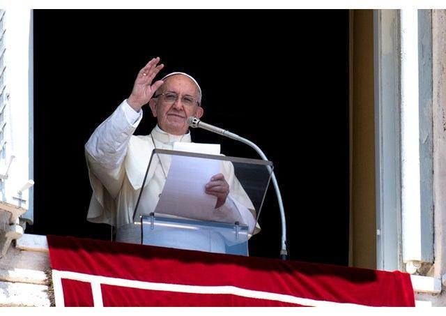 6. kolovoza 2017. - Papin nagovor uz molitvu Anđeo Gospodnji u nedjelju