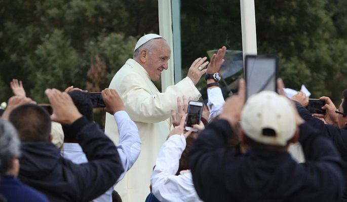10. svibnja 2017. - Papin posjet Kolumbiji