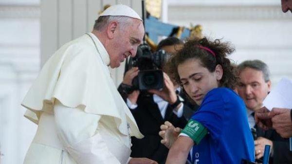 20. rujna 2017. - Papina kateheza na općoj audijenciji u srijedu