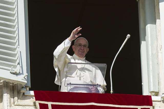 3. rujna 2017. - Papin nagovor uz molitvu Anđeo Gospodnji u nedjelju
