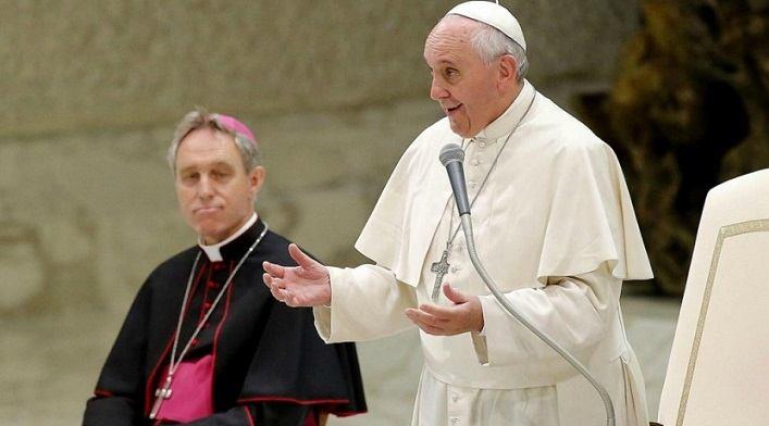 10. siječnja 2018. - Papina kateheza na općoj audijenciji u srijedu