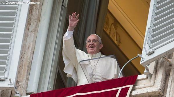 14. siječnja 2018. - Papin nedjeljni nagovor uz molitvu Anđeo Gospodnji