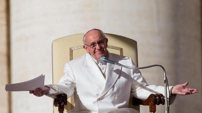 24. siječnja 2018. - Papina kateheza na općoj audijenciji u srijedu. - Apel Svetog Oca