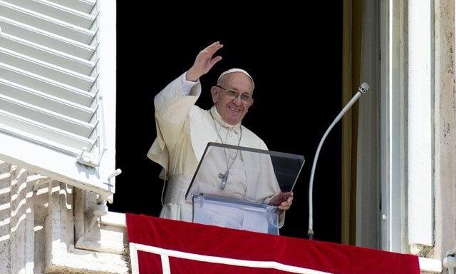 28. siječnja 2018. - Nedjeljni nagovor Pape Franje