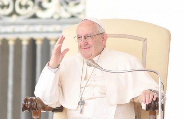 10. listopada 2018. - Papina kateheza na općoj audijenciji u srijedu