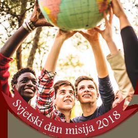 21. listopad 2018. - Svjetski dan misija 2018.