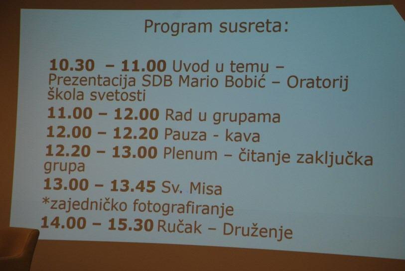 27. listopada 2018. - Dan Salezijanske obitelj, Zagreb - Jarun