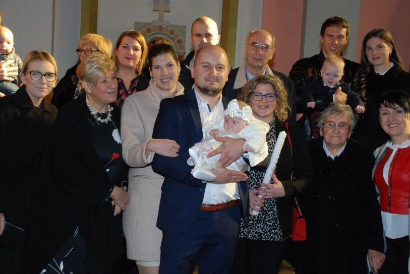 18. studenog 2018. - Krštenje Sare Pušelja
