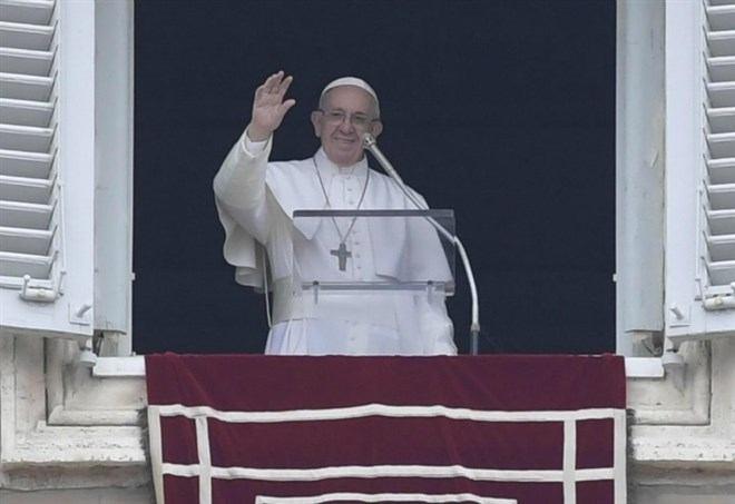 1. studenoga 2018. - Papin nagovor uz molitvu Anđeo Gospodnji na svetkovinu Svih svetih