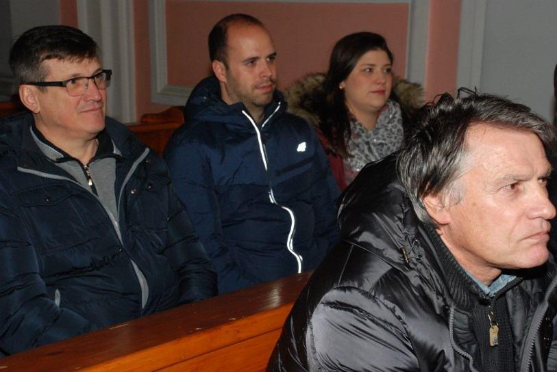 21. studenoga 2018. - Susret provincijala s pastoralnim suradnicima župe - Kantrida