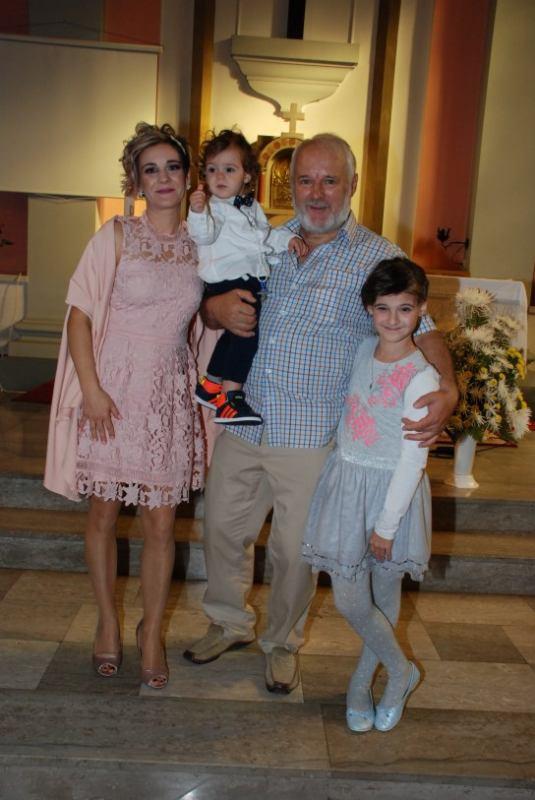 4. studenoga 2018. - Krštenje Mia Jurišić i Frane Jurišić Vojković