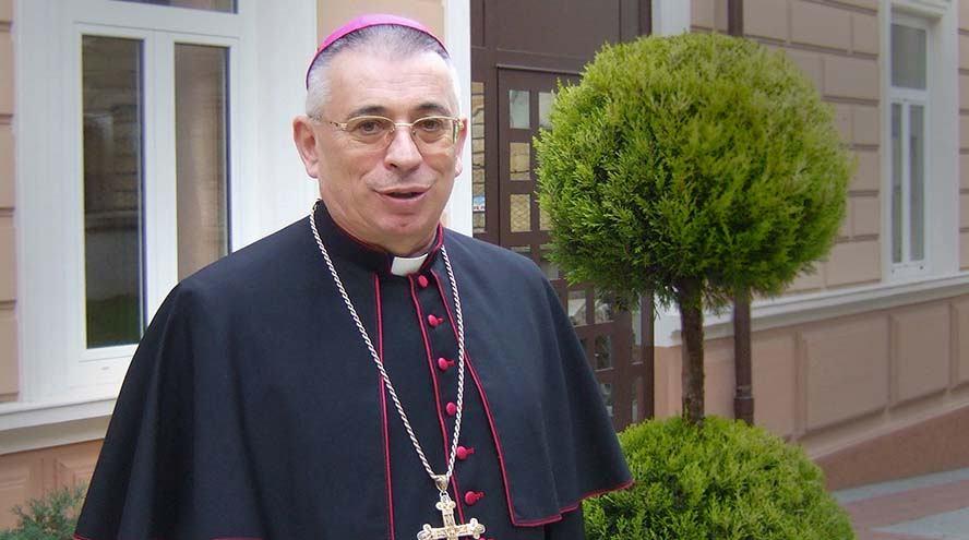 Mons. dr. Ivan Devčić, nadbiskup i metropolit riječki