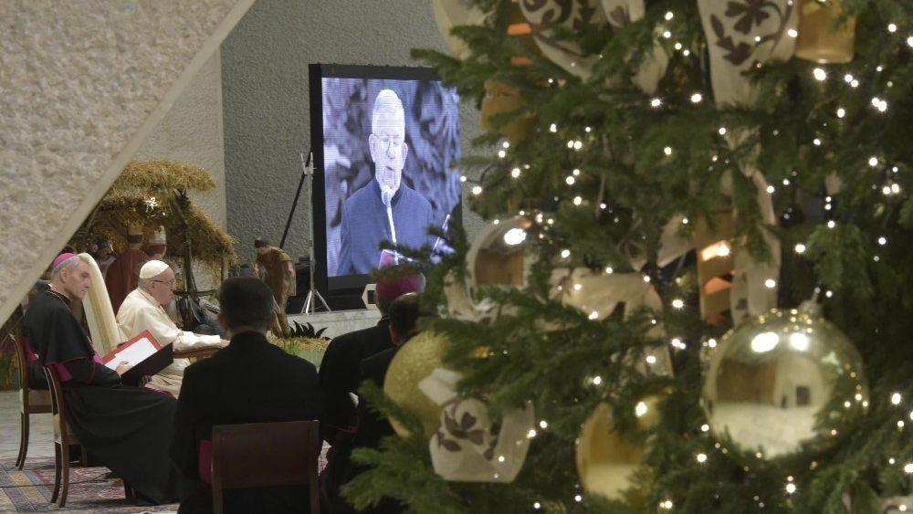 19. prosinca 2018. - Papina kateheza na općoj audijenciji u srijedu