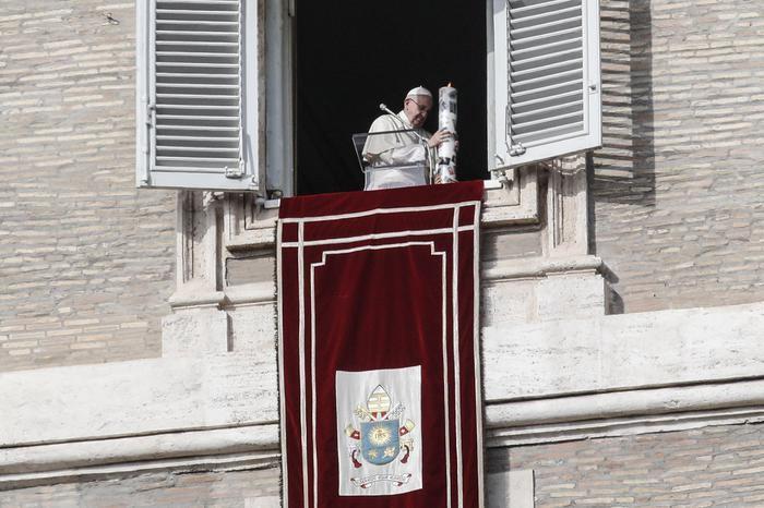 2. prosinca 2018. - Nagovor pape Franje prije i nakon molitve Anđeo Gospodnji u nedjelju
