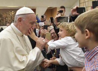 5. prosinca 2018. - Papina kateheza na općoj audijenciji u srijedu