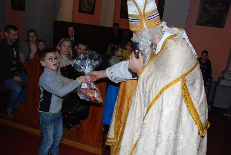6. prosinca 2018. - Sveti Nikola na Kantridi