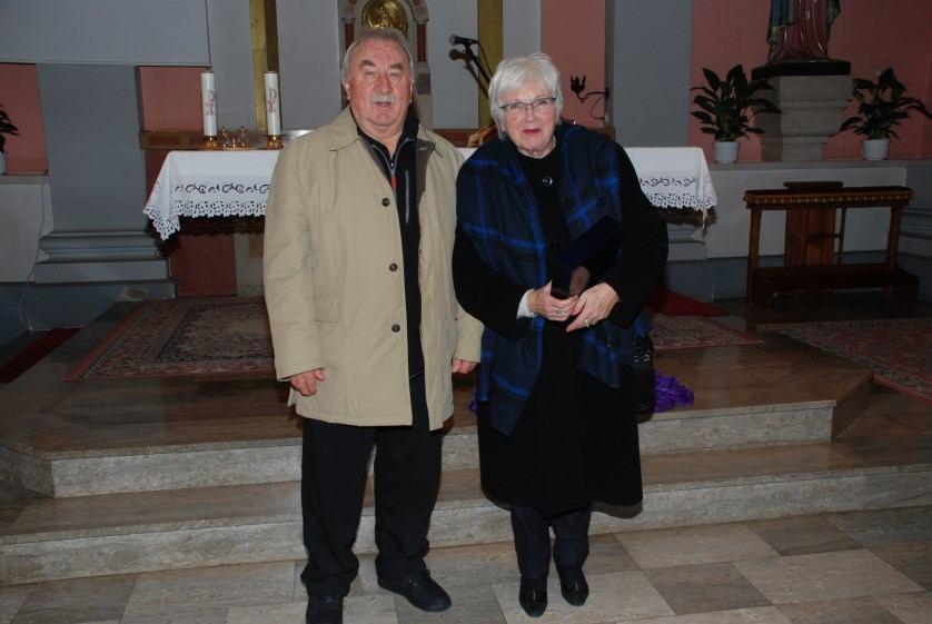 24. veljače 2018. - 50. godišnjica sakramenta Ženidbe