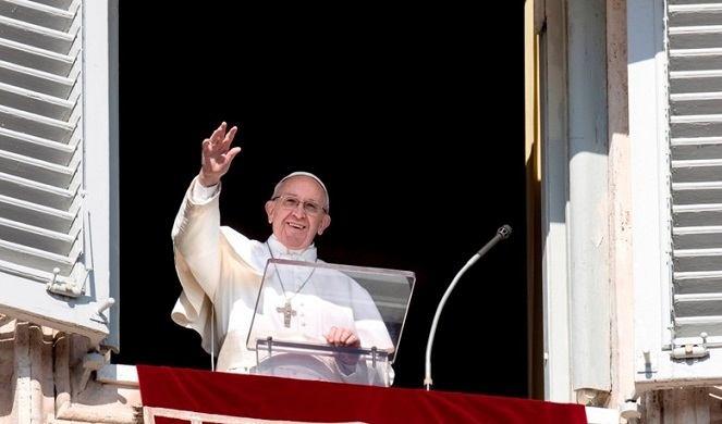 25. veljače 2018. - Papin nagovor uz molitvu Anđeo Gospodnji u nedjelju