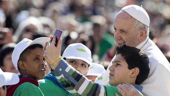 14. ožujka 2018. - Papina kateheza na općoj audijenciji u srijedu