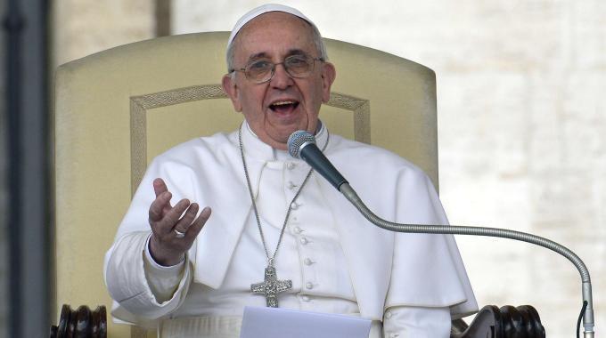 28. ožujka 2018. - Papina kateheza na općoj audijenciji u srijedu