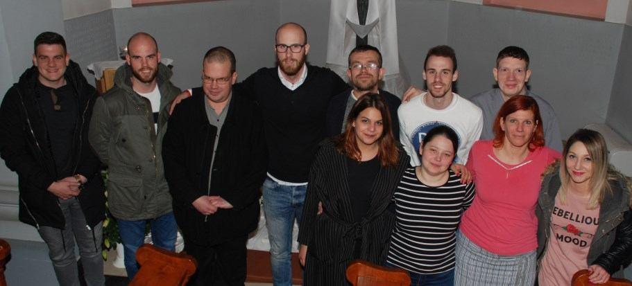 Veliki Četvrtak - Zajednica mladih na Kantridi