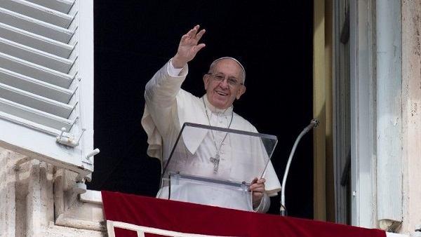 4. ožujka 2018. - Papin nagovor uz Anđeo Gospodnji u nedjelju