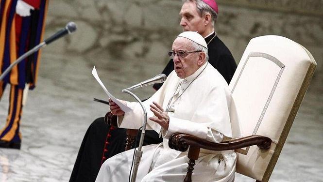 7. ožujka 2018. - Papina kateheza na općoj audijenciji u srijedu - Apeli Svetog Oca