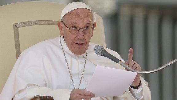 18. travnja 2018. - Papina kateheza na općoj audijenciji u srijedu
