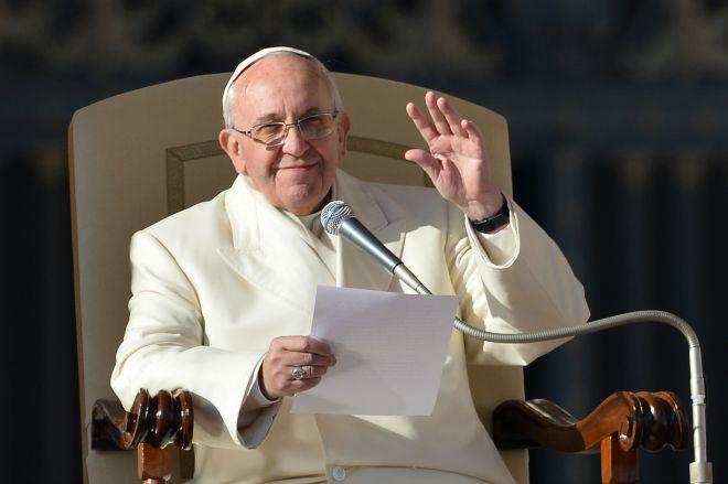 25. travnja 2018. - Papina kateheza na općoj audijenciji u srijedu. - Papin apel