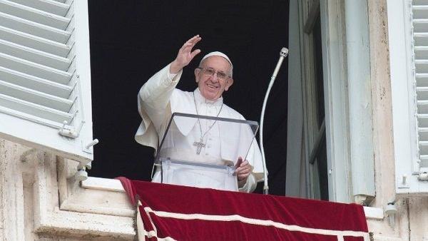 29. travnja 2018. - Papin nagovor uz molitvu Kraljice neba u nedjelju
