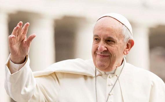 23. svibnja 2018. - Papina kateheza na općoj audijenciji u srijedu  - Apel Svetog Oca