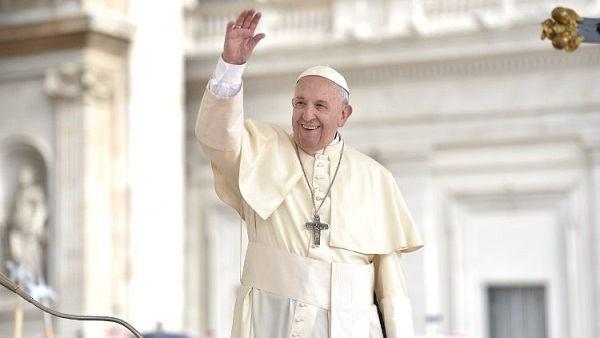 2. svibnja 2018. - Papina kateheza na općoj audijenciji u srijedu