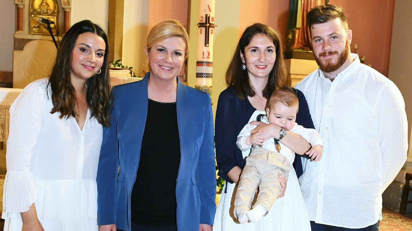 6. svibnja 2018. - Na Kantridi je kršten Noa Varljen