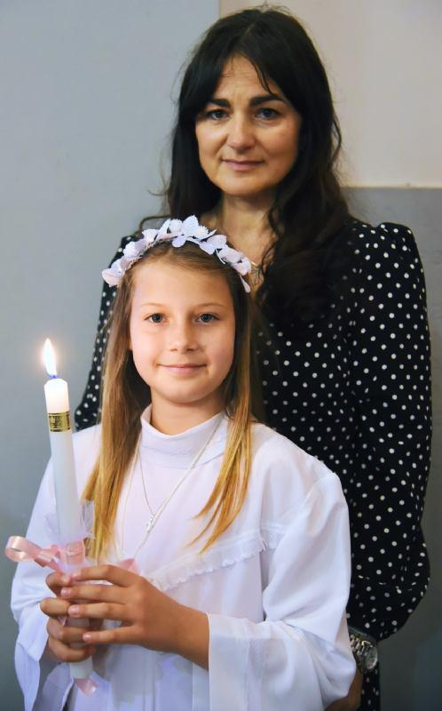 6. svibnja 2018. - Sakrament Krštenja Marta Kosanović