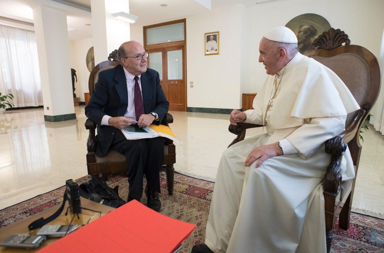 21. lipnja 2018. - Papa Franjo na Ekumenskoj molitvi u Ženevi