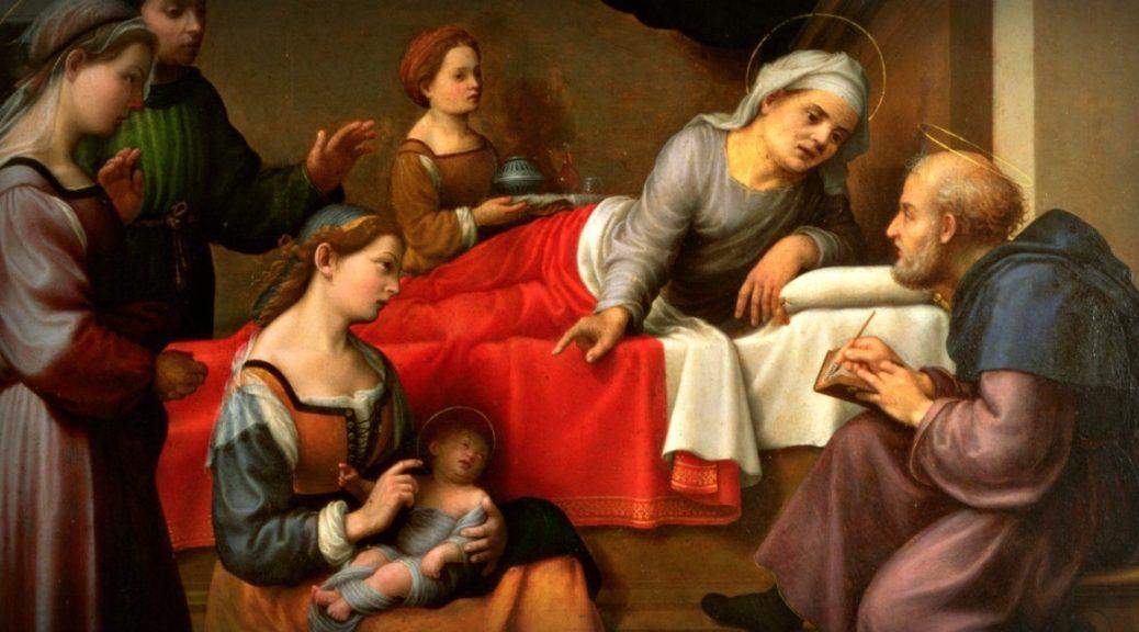 24. lipnja 2018. - Svetkovina rođenja svetog Ivana Krstitelja