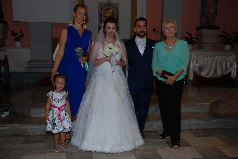 14. srpnja 2018. - Vjenčanje Lučano Šimičić i Lara Mlinar