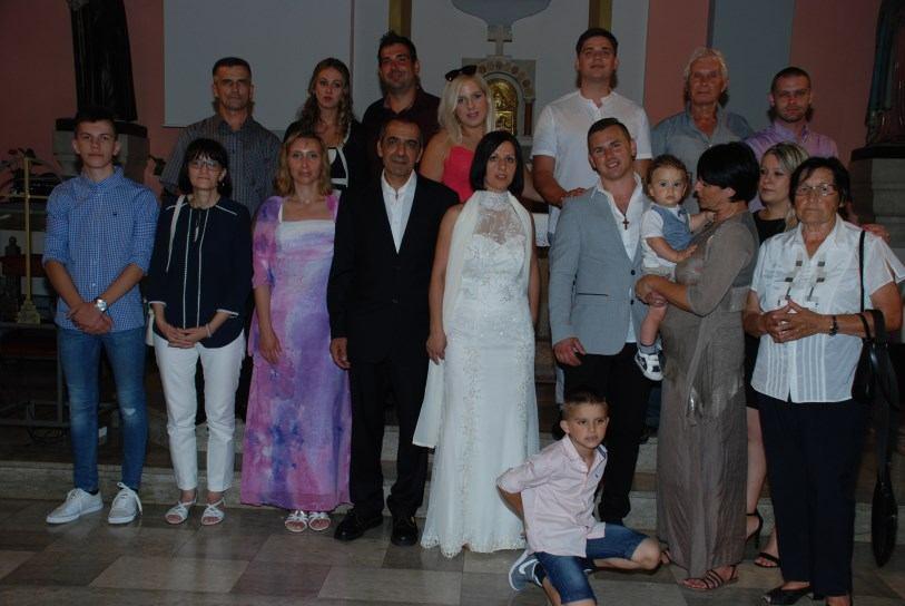 14. srpnja 2018. - Vjenčanje Morena Kozarić i Helene Baidoun
