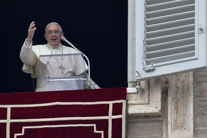 29. srpnja 2018. - Papin nagovor uz molitvu Anđeo Gospodnji u nedjelju