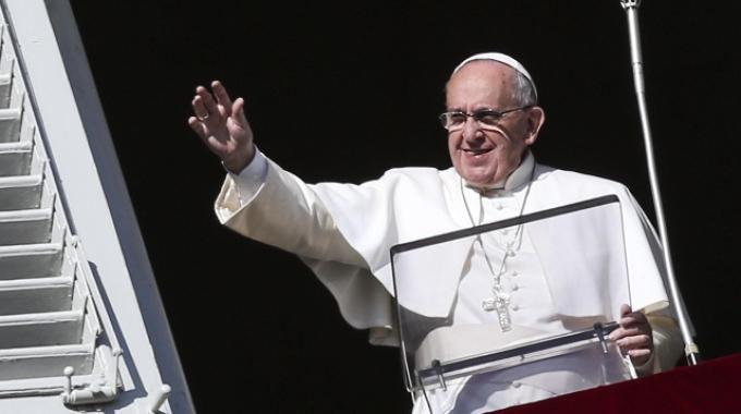 1. srpnja 2018. - Vatikan, Angelus pape Franje