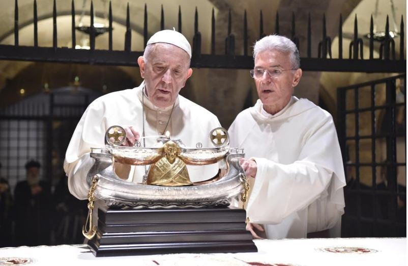 7. srpnja 2018. - Bari - Papa: Svijete, poslušaj vapaj za mirom Bliskog istoka