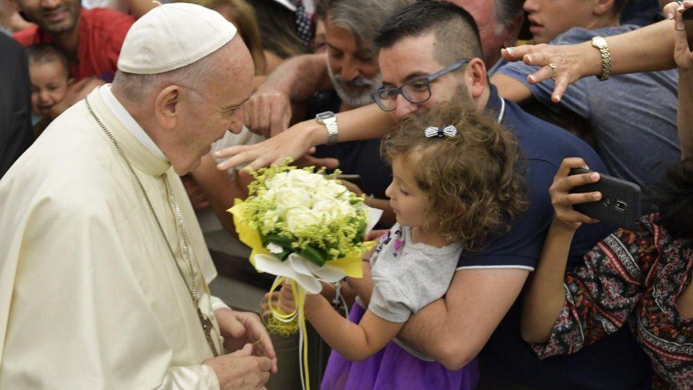 1. kolovoza 2018. - Papina kateheza na općoj audijenciji u srijedu