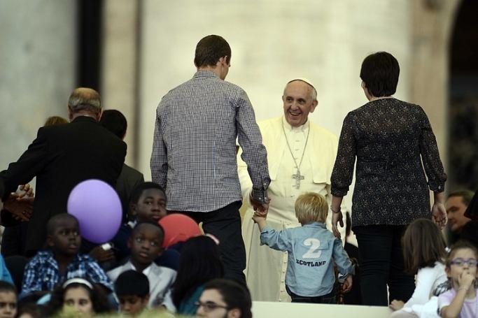 22. kolovoza 2018. - Papina kateheza na općoj audijenciji u srijedu
